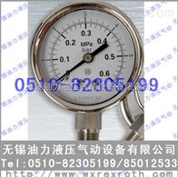 耐震压力表YN60ZT