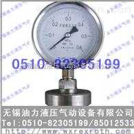 螺纹式(法兰)压力表Y150ML