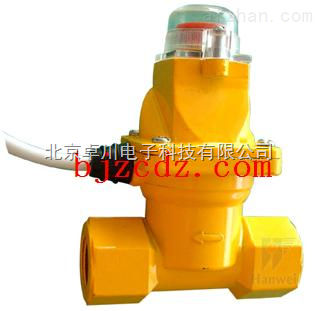 6-dcf80燃气紧急切断电磁阀图片