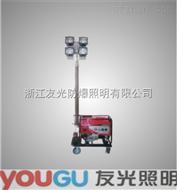 全主位照明車、大型照明車、SFW6110*大型移動照明車
