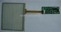 电阻触摸屏控制板