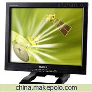 15寸高清视频工业液晶监视器性能稳定画面流畅