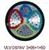 YJLV33 铠装高压铝芯电力电缆30千伏