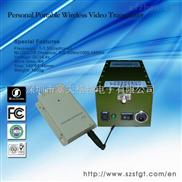 便携式无线监控,模拟无线监控,无线视频传输器