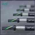 RVVYP (HO5VVC4V5-K)耐油聚氯乙烯护套屏蔽软电缆