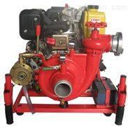 3C认证BJ9-C手抬机动泵13HP单缸柴油机 旋片真空泵引水