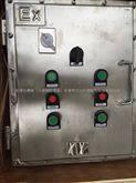 304不锈钢材质隔爆型防爆仪表观察箱(带视窗)