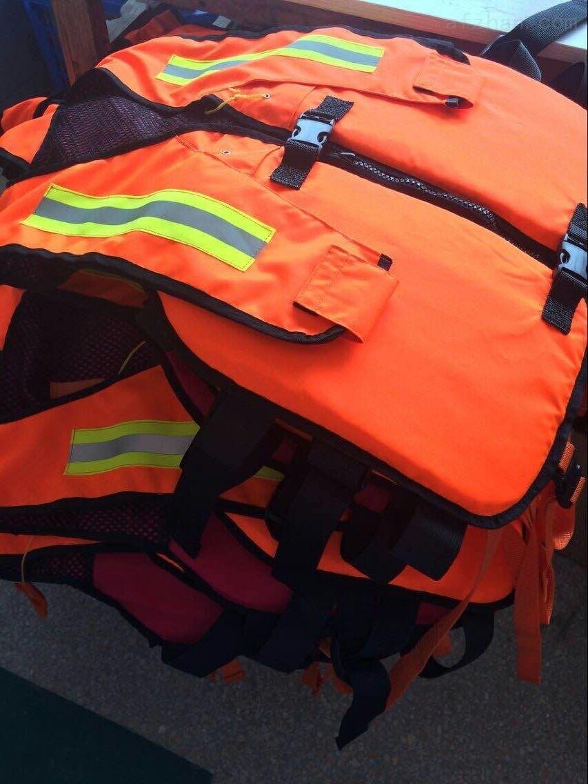大浮力消防救援复合式救生衣 救生衣气囊浮力≥100N