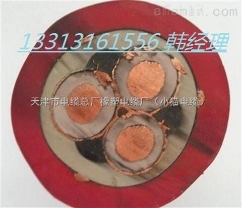 MYPTJ3*50+3*25/3+3*2.5矿用高压橡套电缆