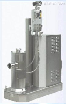 抹茶粉三级研磨分散机