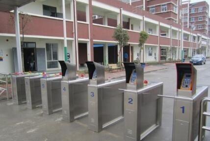 新疆阿图什市身份证门禁系统