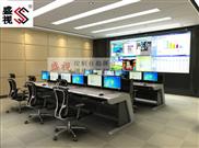 广东珠海监控室无缝拼接电视墙
