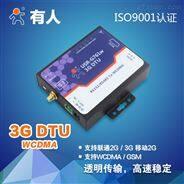 有人3G DTU 联通3G DTU WCDMA DTU 串口转3G/WCDMA/HSPA USR-7