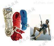 高空作业速降绳,攀登安全绳,消防救生绳防护设备厂家直销