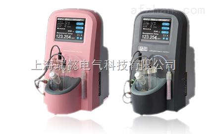 CA-31/CA-200库仑法微量水测定仪