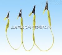 DCC系列四联夹子短接线