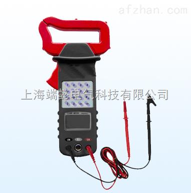 FST-QB200型多功能钳形万用表