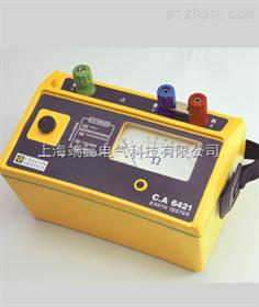 CA6421模拟式接地电阻测试仪