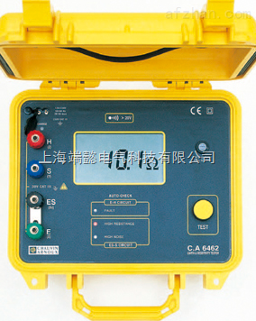 CA6462 接地电阻测试仪