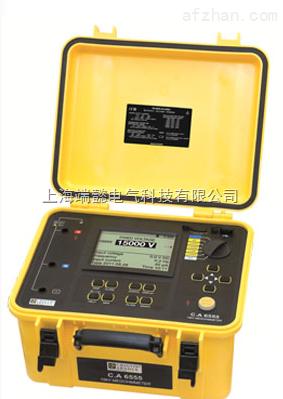 CA6550 程式数字绝缘测试仪