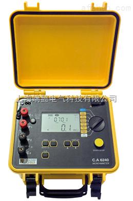 CA6240 微欧计