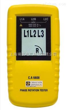 ca6608 相序检测仪