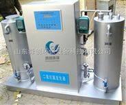 全自動二氧化氯發生器醫院污水處理設備