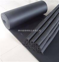 空调橡塑管高密度贴箔橡塑海绵管