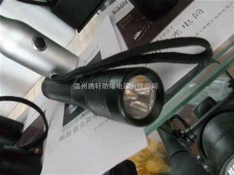 JW7210防爆手电筒