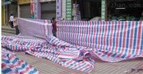 双面加膜防雨彩条布天津大港价格