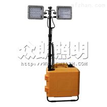 SFW6121汽油发电机升降灯 SFW6121升降式LED工作灯 SFW6121报价