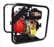 市政专用1.5寸汽油高压消防水泵生产厂家