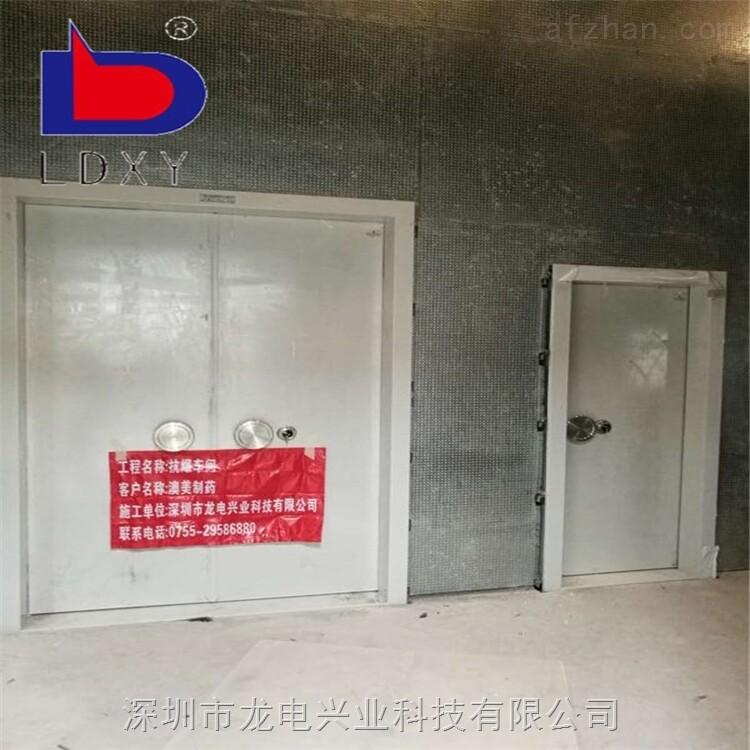 辽宁沈阳甲级防爆门厂家 石化抗爆门