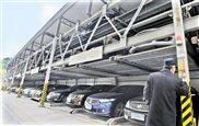宜昌简易升降类停车设备,宜昌智能车库报价,立体车库