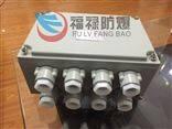 BXJ铸铝防爆端子接线箱