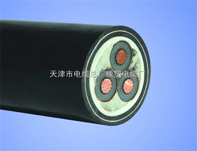 8.7/10KV-YJV22钢带铠装电力电缆 YJV22高压电力电缆