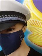 *police防雾霾防尘口罩PM2.5防雾霾口罩滤芯式多功能防尘雾霾口罩