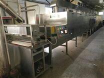 济宁杂粮养生粉烘烤膨化设备,微波膨化机器