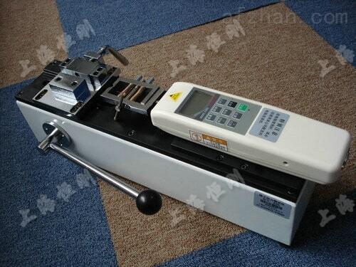 端子压接拉脱力测试仪500N