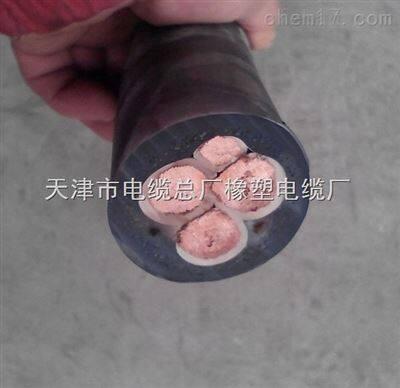 YZW中型橡套软电缆 河北YZW3*50+1*16橡套电缆
