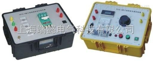 SFQ-5型三倍频感应电压发生器装置