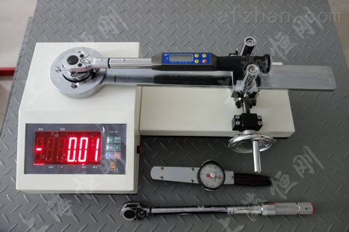 100N.m扭矩扳手标定仪,标定扳手扭矩的仪器