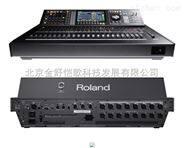 北京实体公司代理ROLAND逻兰 M-480 数字调音台