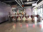 地铁小区翼闸 翼闸机