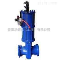 气动夹管阀规格型号上海生产