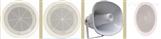 IP网络POE供电吸顶天花喇叭POE供电吸顶音箱