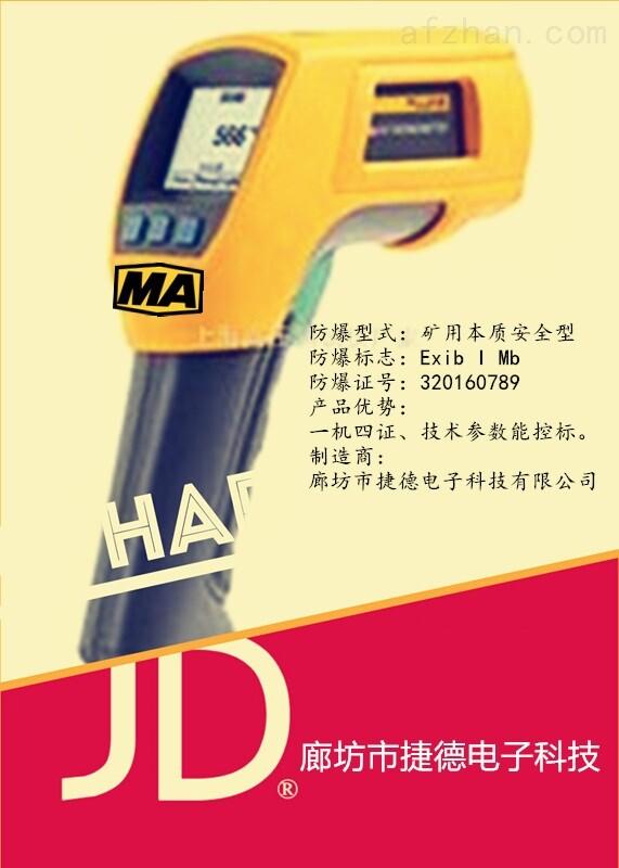 CWH960矿用本安型红外测温仪