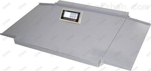 5吨平台电子称,5000公斤地磅电子秤多少钱