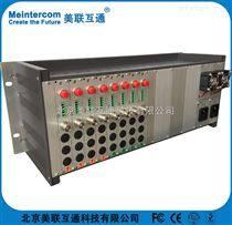 高清22路HD-SDI光端機