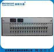 16路插卡式3G-SDI转HDMI/CVBS转换器